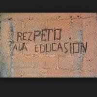 """""""Respeto a la educación"""" Foto:Vamoscantabria.com"""