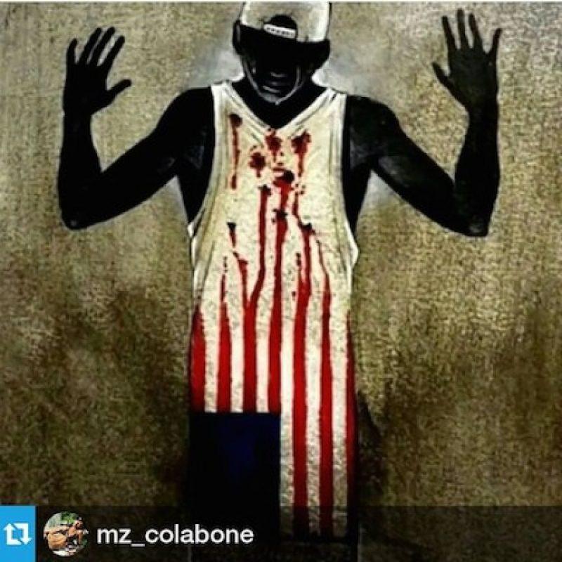 Foto:Instagram.com/policeterrorism