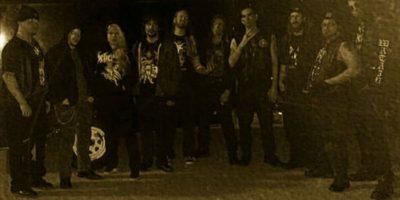 Wortreich es una banda de metal Foto:Via Facebook/Wormreich