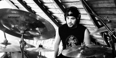 Nicholas Chrisostomo, integrante de la banda Khaotika, falleció en el accidente Foto:Vía Facebook/KhaotikaOfficial