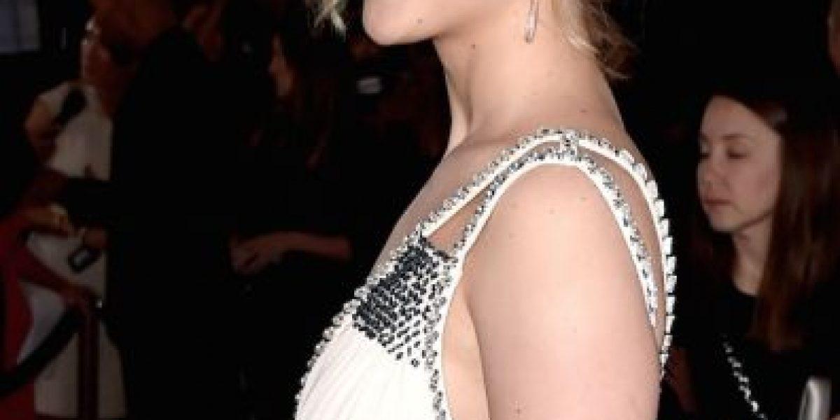 Jennifer Lawrence es la más codiciada para compartir una cerveza