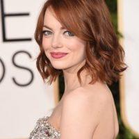 La actriz de 27 años ganó el segundo lugar con 73% de los votos Foto:Getty Images
