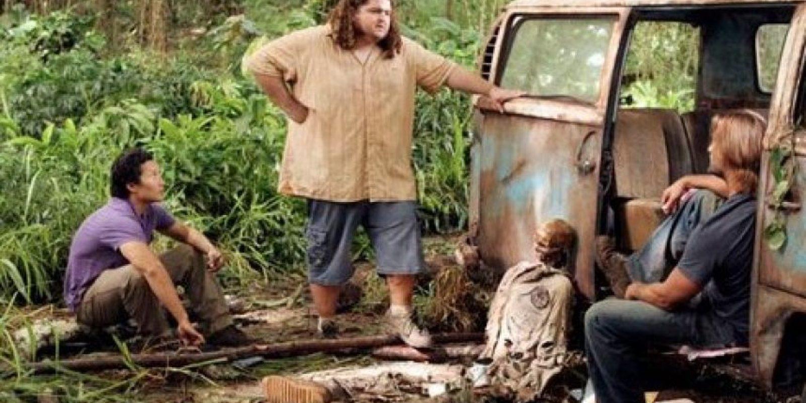 """Los llamados """"flashback"""" so predominantes en las tres primeras temporadas. Foto:Facebook/Lost"""