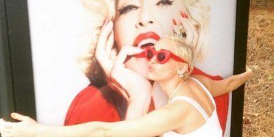 """""""Ghosttown"""" es su segundo sencillo que se desprende del álbum """"Rebel Heart"""" Foto:Instagram/madonna"""