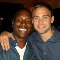 Tyrese Gibson y Cody Walker Foto:Vía Instagram.com/codywalkerroww