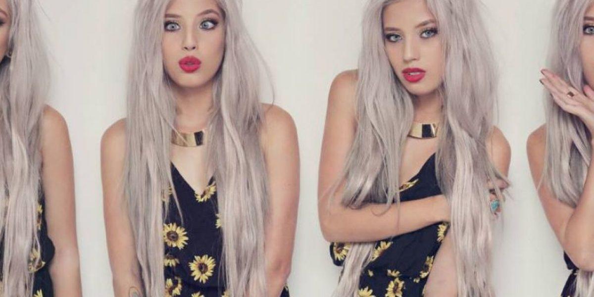 Lina Menesses, la YouTuber que le enseña a convertir unas medias en un lindo top