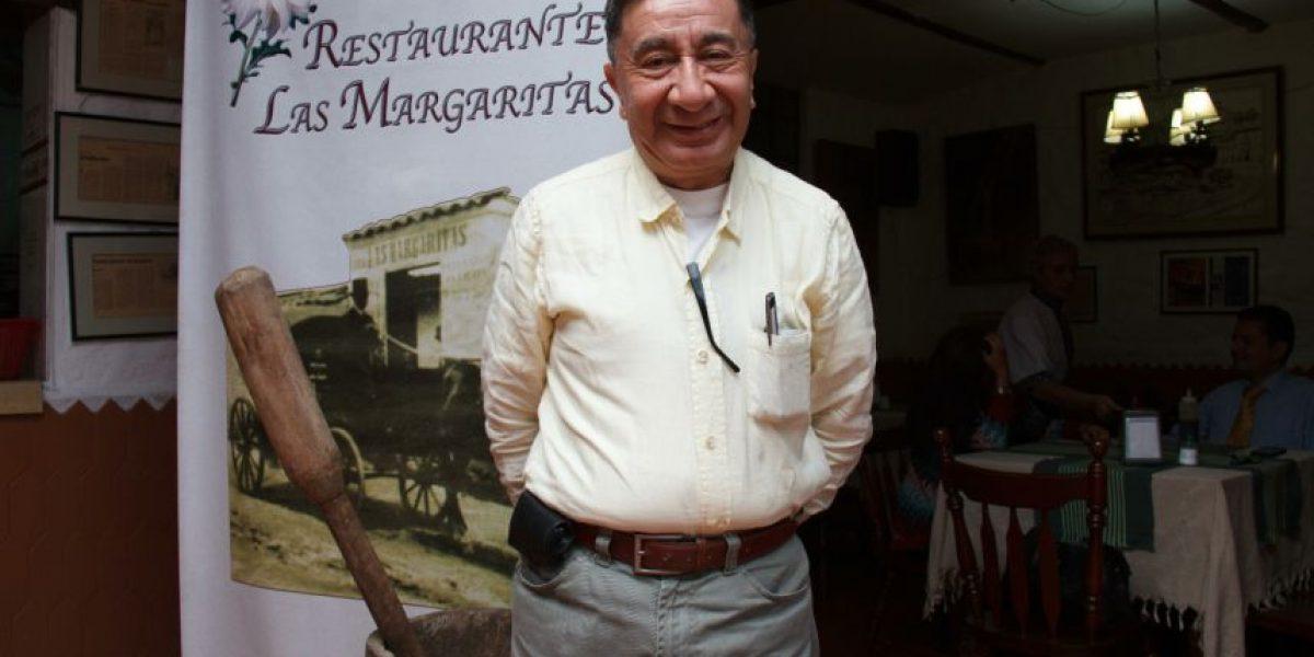 Las Margaritas: El restaurante que quiere ser inmortal
