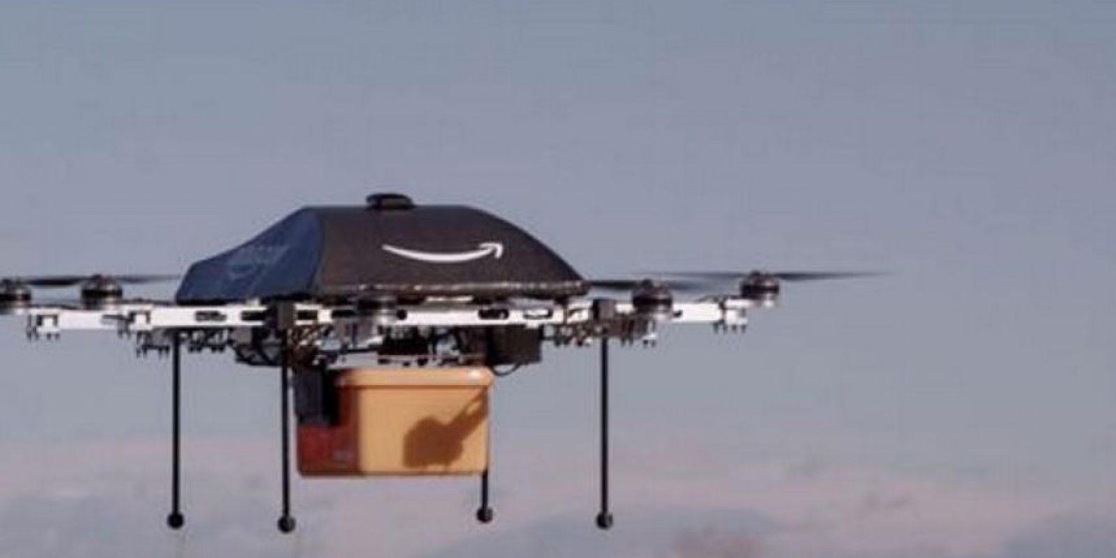 Los drones en un principio fueron creados como armamento bélico Foto:twitter.com/VeganYogaDude/
