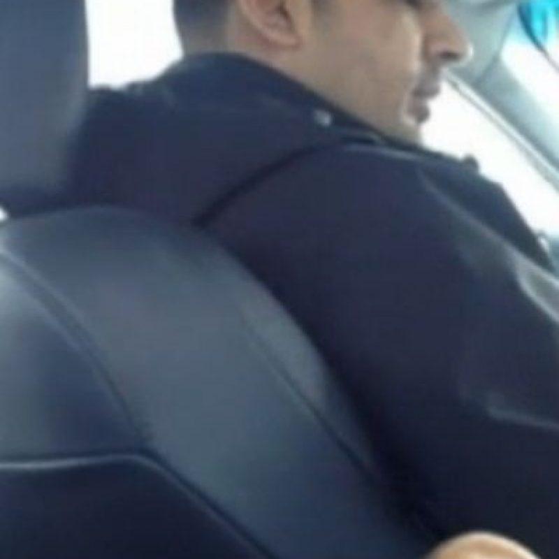 """Patrick insulta a Sanjay: """"¡Cierra ya con tu boca con tu 'por qué, señor', deja ya esa mierda!"""", le ataca. """"¡Mantente en tu maldito coche!"""" Foto:Sanjay Seth/Youtube"""
