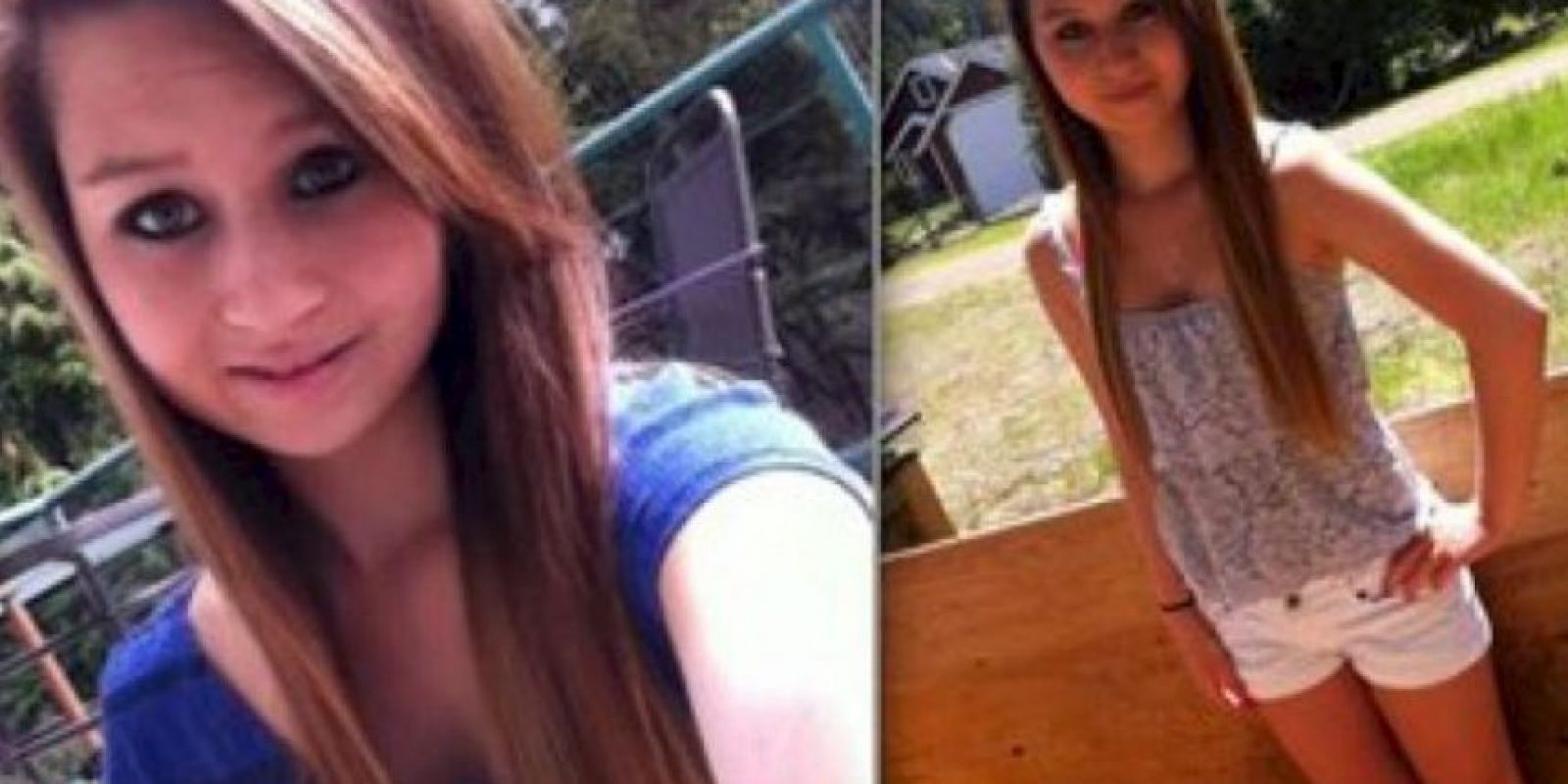 Amanda se mató en 2012 ahorcándose. Foto:vía Facebook/Suicide of Amanda Todd