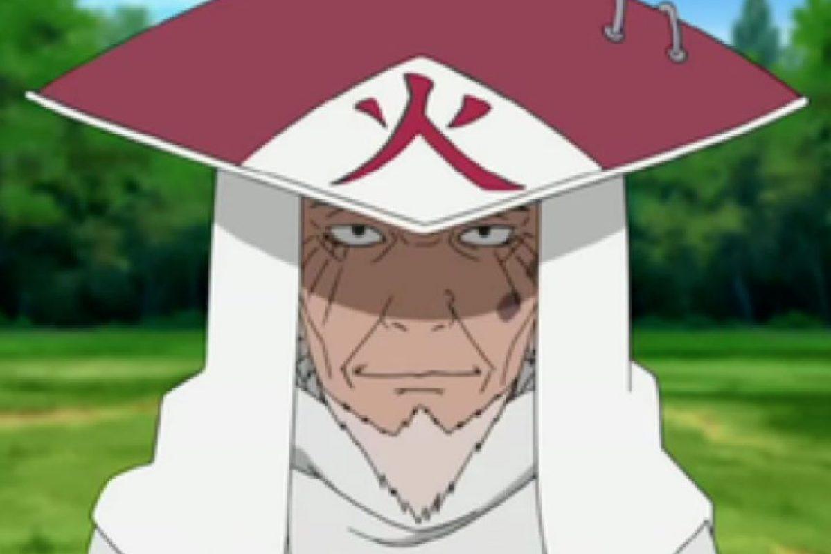 De hecho, este Sasuke tiene relación con Hiruze Sarutobi, el Tercer Hokage. Foto:Tv Tokyo