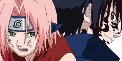 """Hay una regla en el Shonen: el héroe nunca se queda con la chica """"fuerte"""" de la serie. Aplica, por ejemplo, en """"Dragon Ball"""". Gokú no se quedó con Bulma. De hecho, Naruto tiene más de una similitud con el personaje. Foto:Tv Tokyo"""