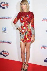 Taylor Swift ganó el año pasado 64 millones de dólares Foto:Getty Images