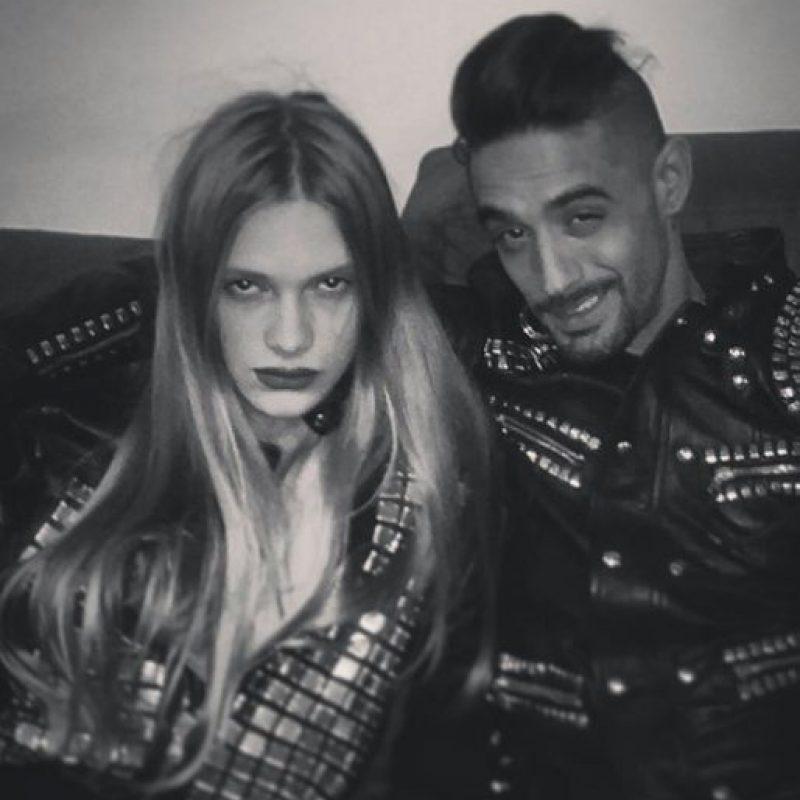 Ahora vive en Milán, con su novio. Foto:vía Instagram/Stav Strashko