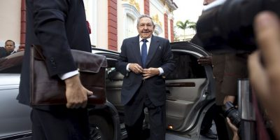 Castro ha retomado el diálgo con Estados Unidos. Foto:AP