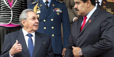 Ambos mandatarios serán el eje central en la Cumbre de las Américas. Foto:AP