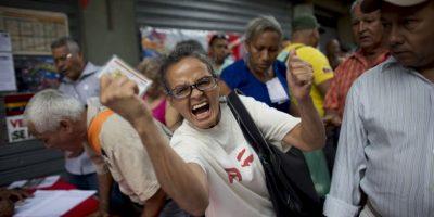 Los venezolanos están sumidos en una grave crisis social y económica. Foto:AP