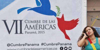 1. La primera Cumbre de las Américas se realizó en Miami, Estados Unidos en 1994. Foto:AFP