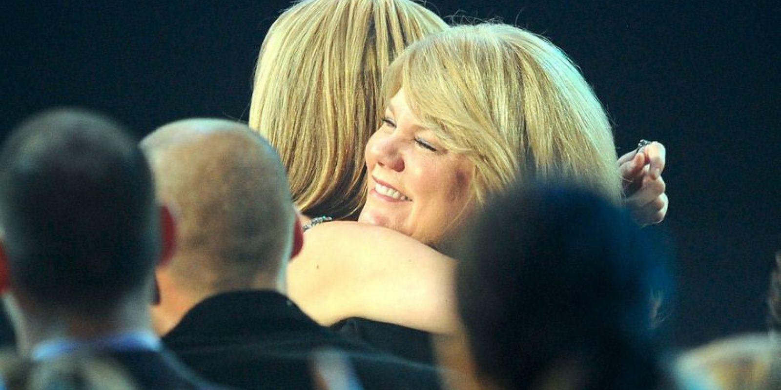 La cantante compartió esta información por una petición que le hizo su madre Foto:Getty Images