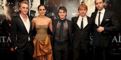 """Es mejor conocido por interpretar a """"Neville Longbottom"""" Foto:Getty Images"""
