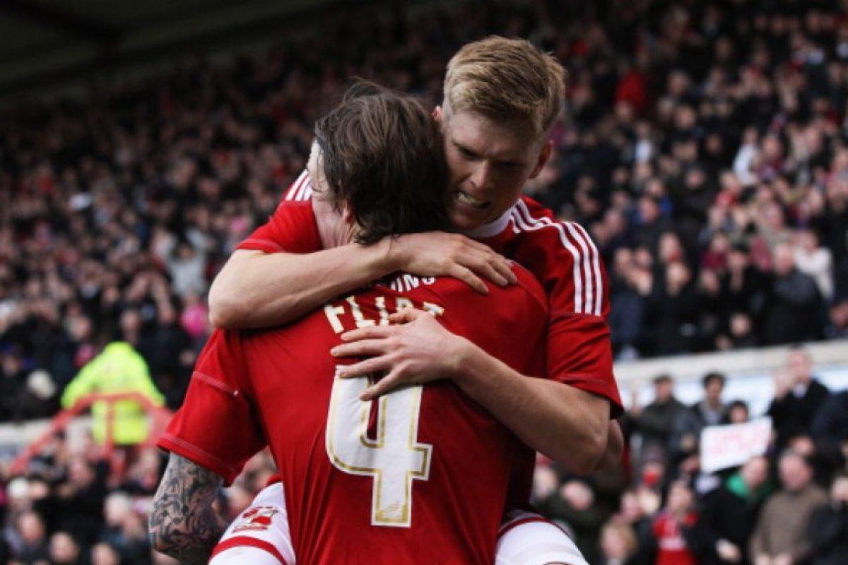 Desde 2013 juega para el Bristol City de la misma competición. Foto:Getty Images