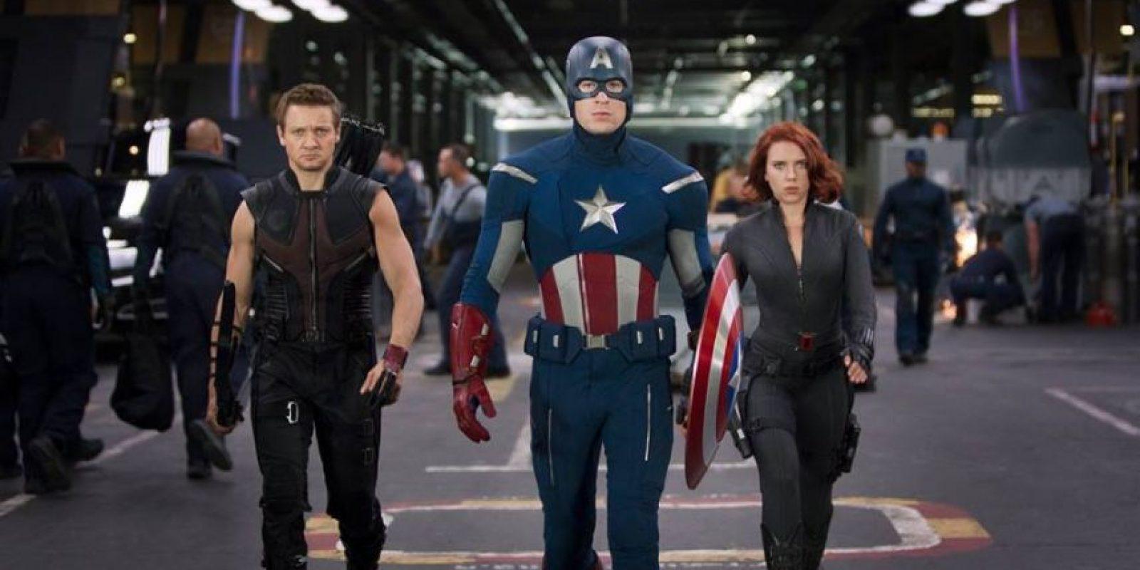 Foto:Vía Facebook.com/avengers