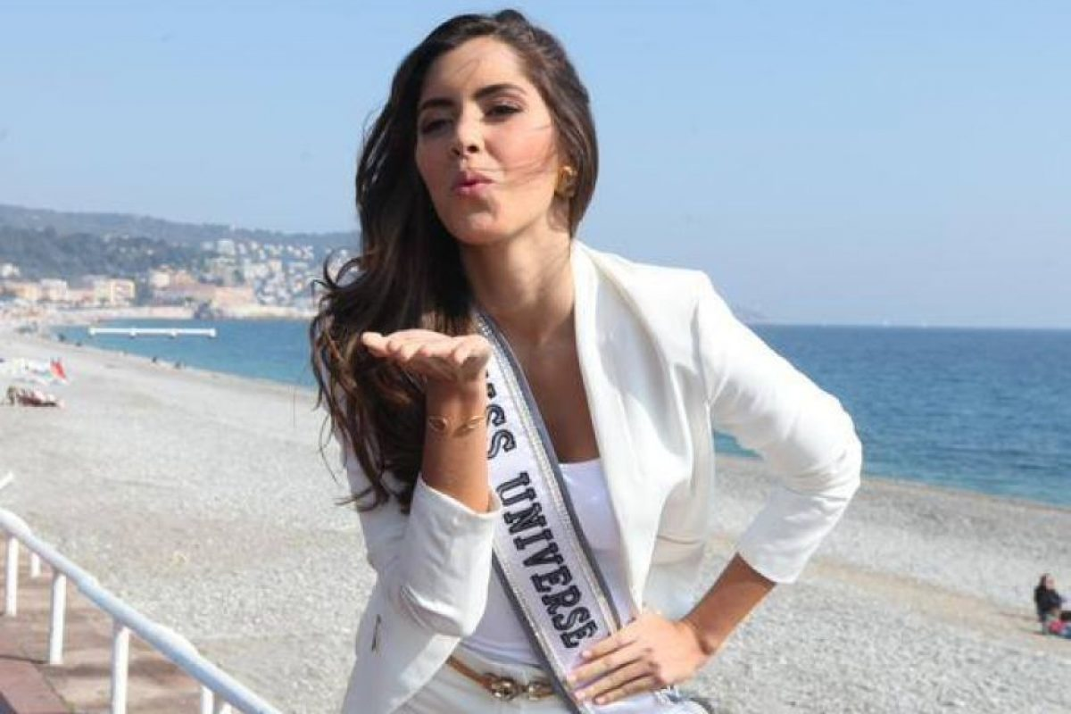 Paulina Vega, la colombiana se coronó como Miss Universo 2015. Foto:Vía Instagram.com/paulinavegadiep
