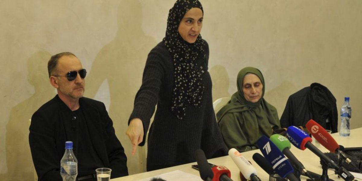 Madre del autor de los atentados de Boston asegura que su hijo es inocente