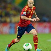 Como internacional de España ganó el Mundial de 2010, anotando el gol de la victoria, y las Eurocopas de 2008 y 2012. Foto:Getty Images