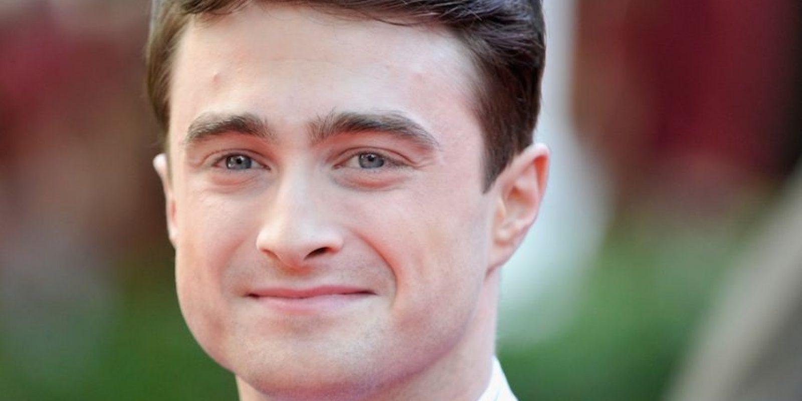"""Daniel Radcliffe estaría en la película sobre """"Grand Theft Auto"""". Foto:Getty Images"""