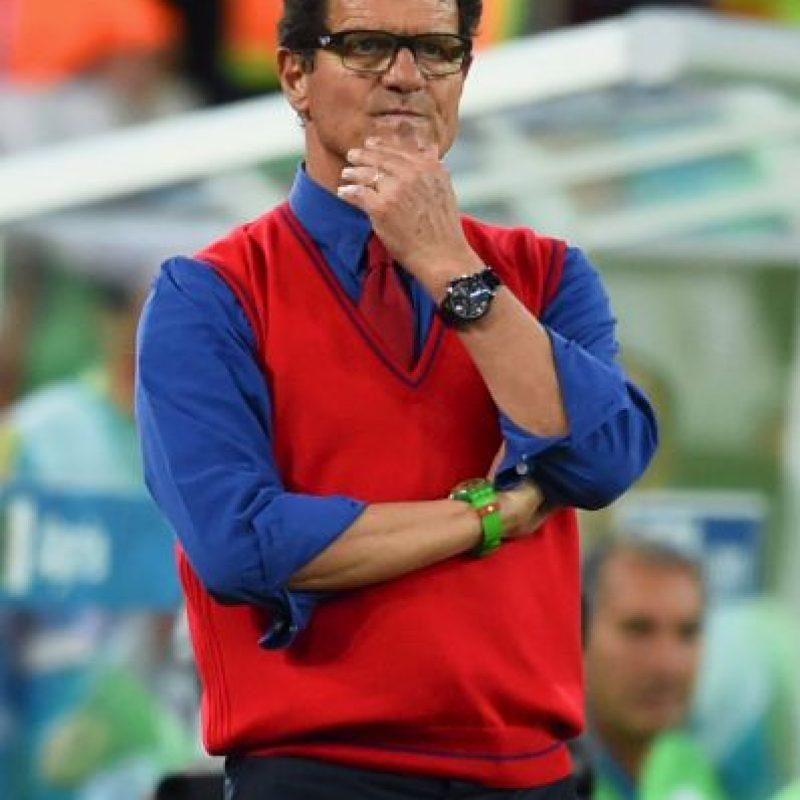 El DT italiano es seleccionador de Rusia desde julio de 2012 Foto:Getty Images
