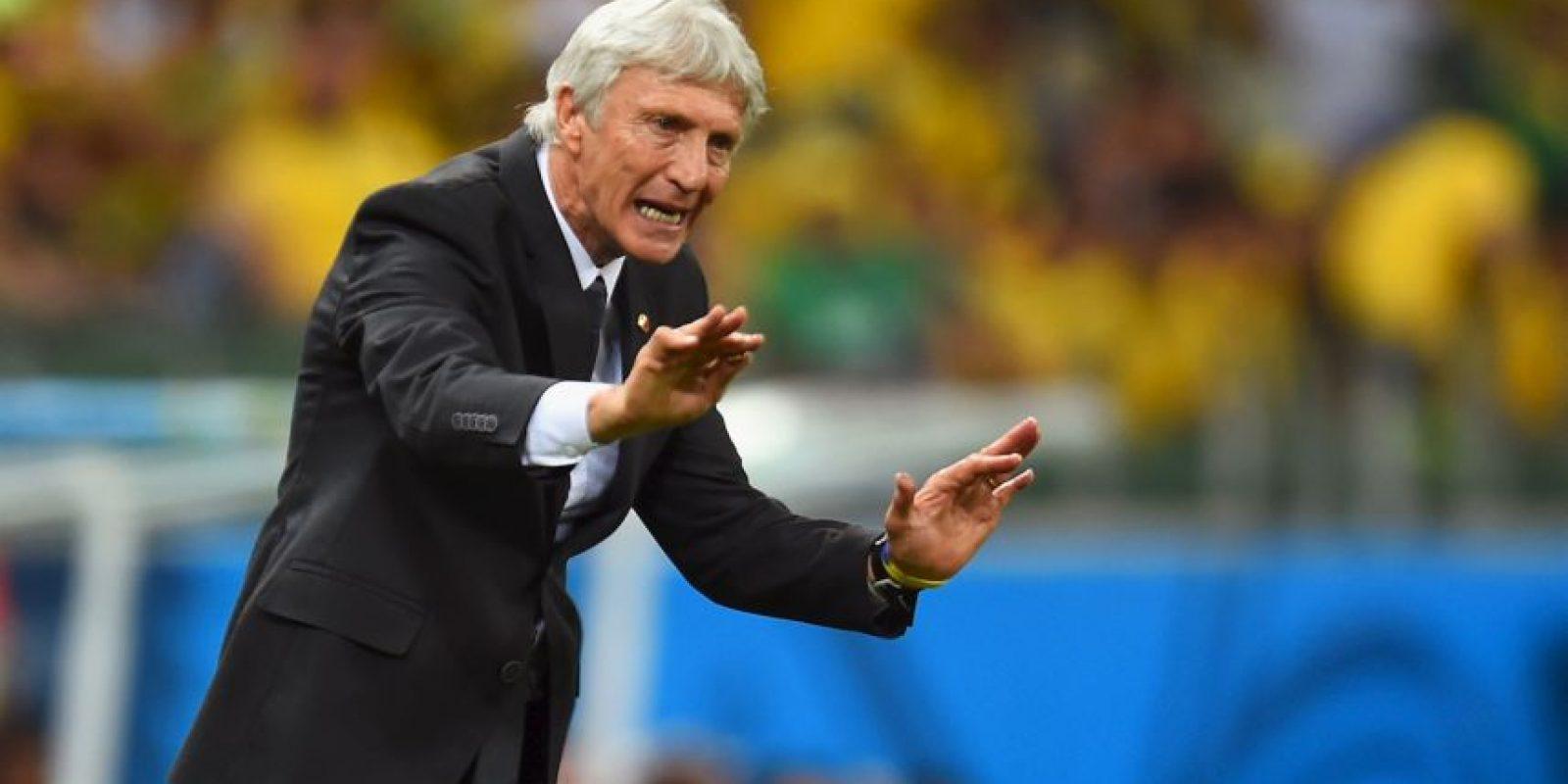 Pekerman es el actual DT de la Selección de Colombia Foto:Getty Images