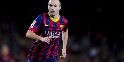 """Es considerado uno de los mejores futbolistas en los últimos tiempos por sus capacidades como """"cerebro"""" del Barcelona que hizo época en los últimos años. Foto:Getty Images"""