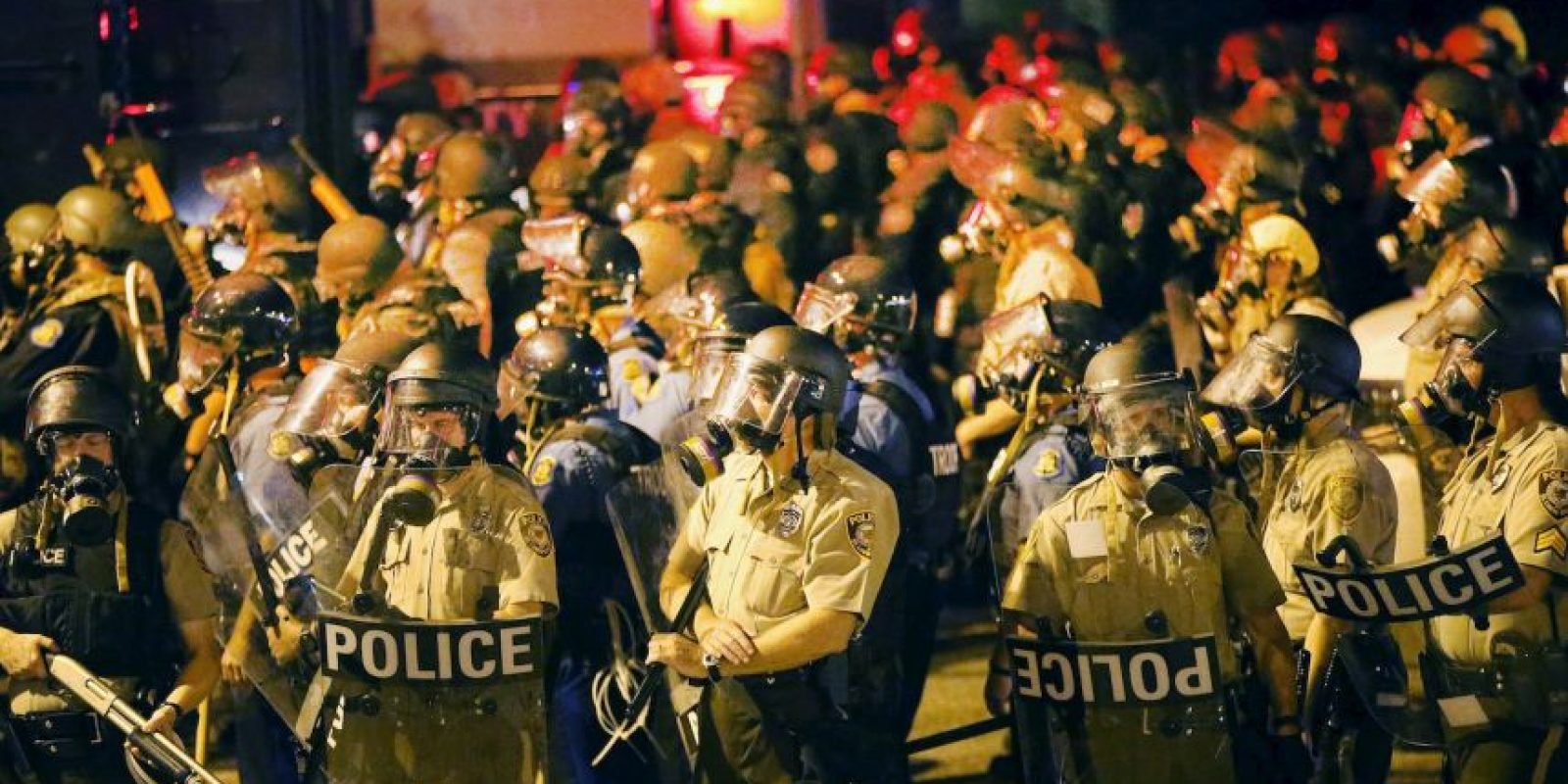 4. La versión inicial del policía fue que había temido por su vida, ya que tuvo que luchar con Scott cuando este agarró su pistola de descargas eléctricas. Foto:Getty Images