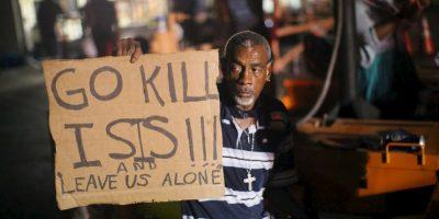 Hecho que provocó la indignación de la comunidad. Foto:Getty Images