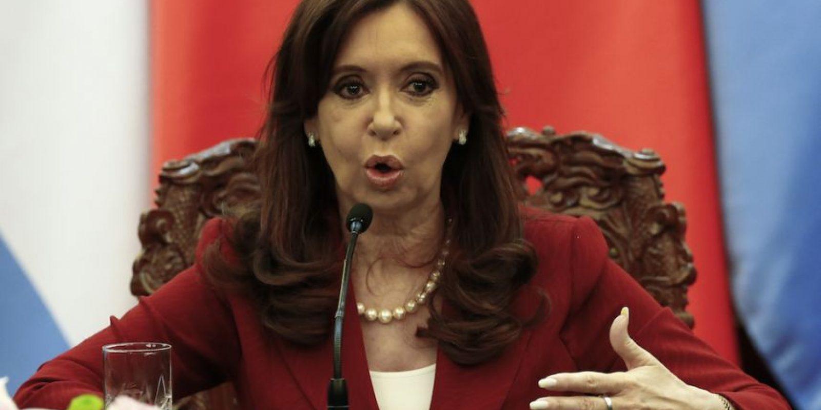 Argentina: Cristina Elisabet Fernández de Kirchner (@CFKArgentina). Foto:Getty Images