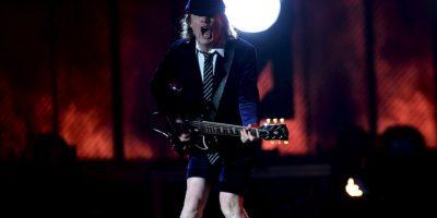 Este año la presentación del grupo AC/DC es la más esperada. Foto:Getty Images