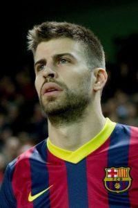 Gerard Piqué es un defensa español que juega para el Barcelona. Foto:Getty Images