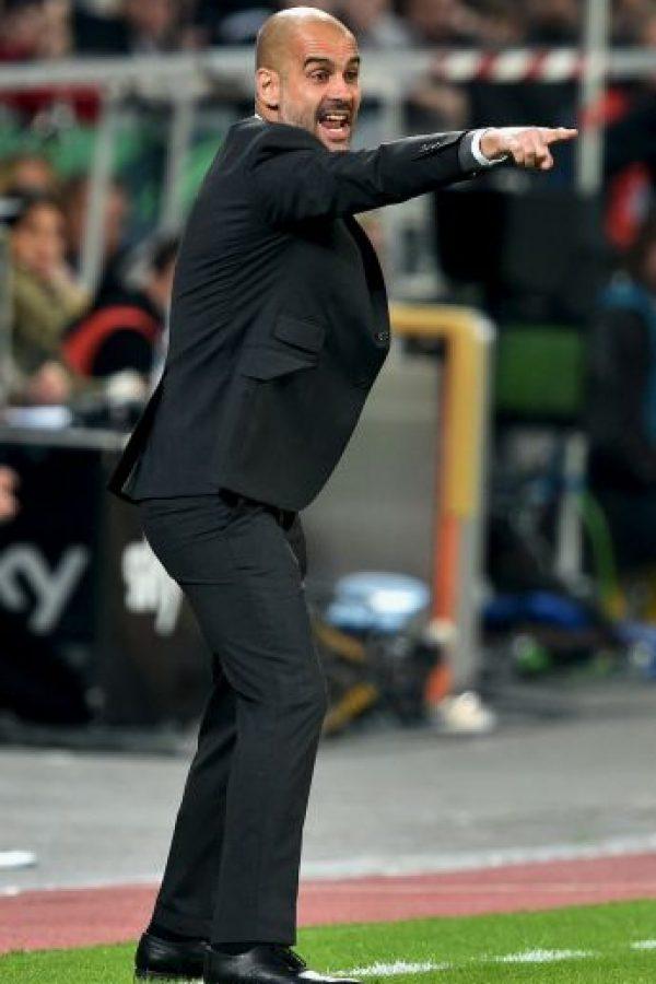 """""""Se dice que es más fácil cambiar de mujer que de equipo de fútbol. Es cierto"""", Josep Guardiola Foto:Getty Images"""