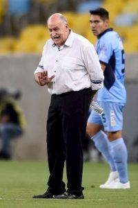 Azkargorta ha dirigido a la Selección de Chile y Bolivia Foto:Getty Images
