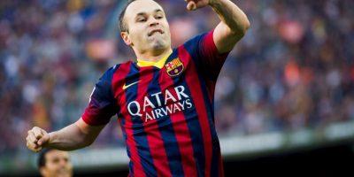"""Nació en """"La Masía"""" del equipo catalán y en 2002 debutó con el primer equipo. Foto:Getty Images"""