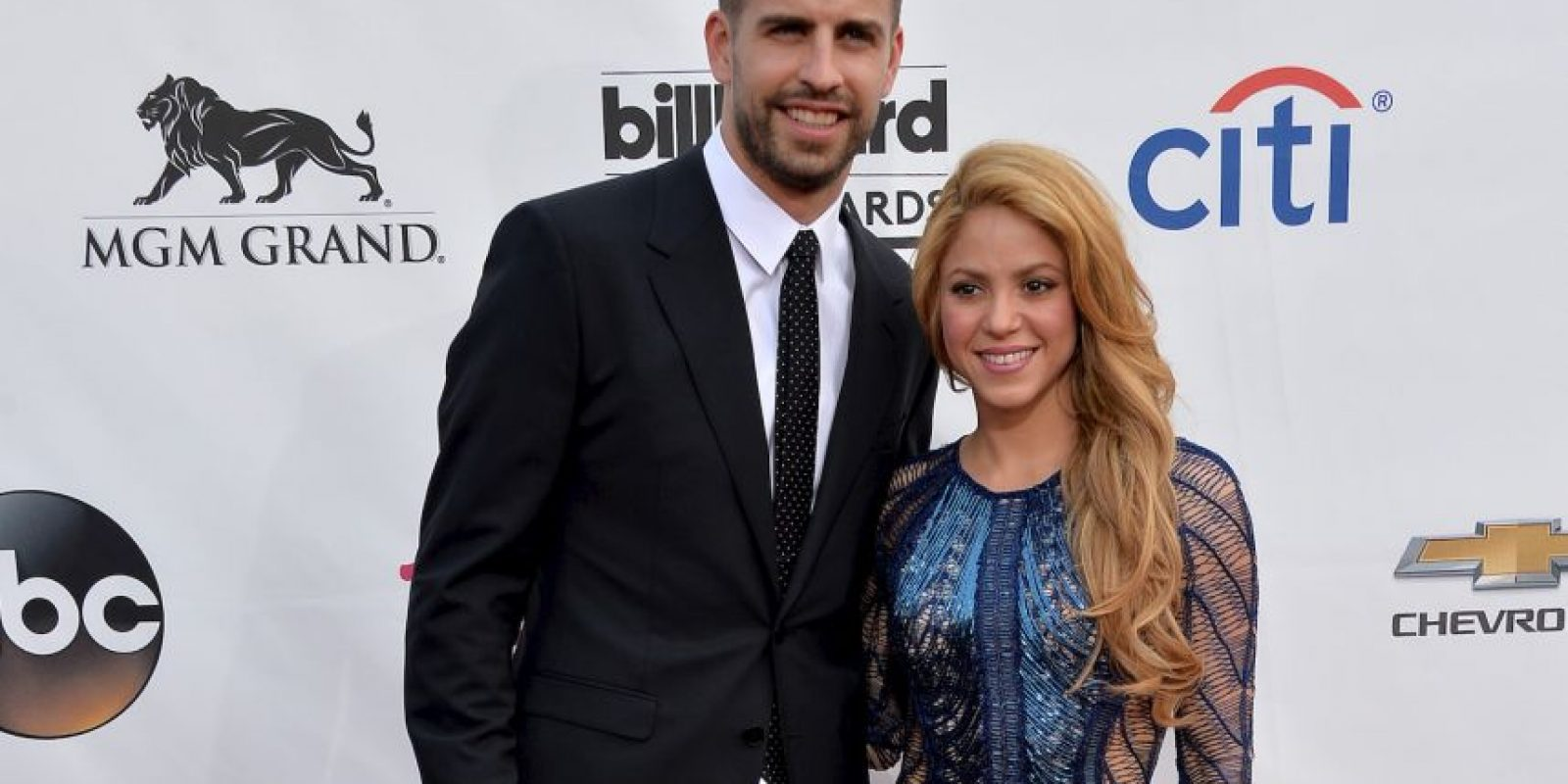 Se conocieron en 2010, pero su relación se hizo oficial en junio de 2011. Foto:Getty Images