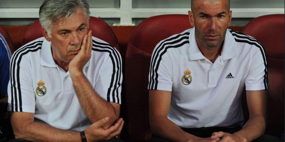 Figura del Real Madrid y su mal ambiente con Zidane