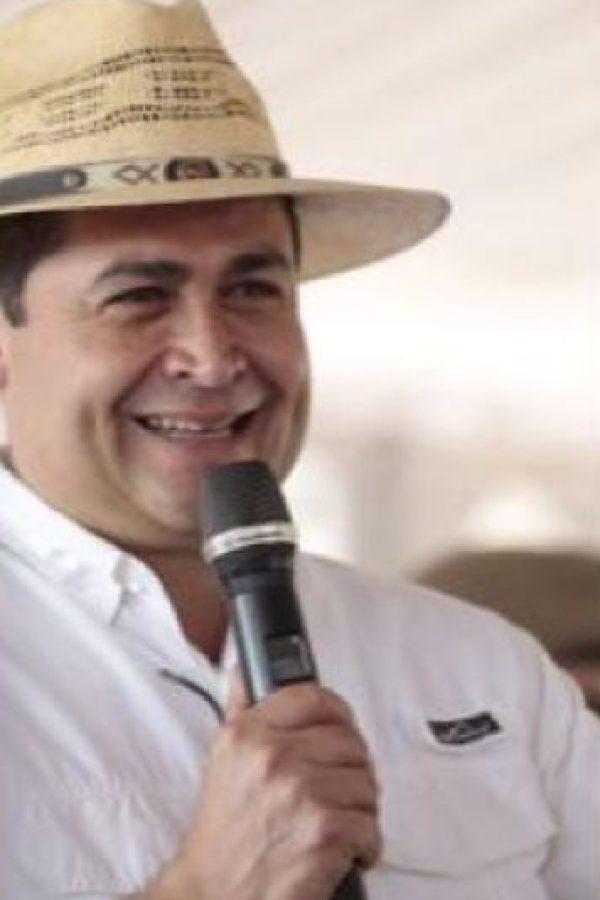 Honduras: Juan Orlando Hernández Alvarado (@juanorlandoh). Foto:twitter.com/JuanOrlandoH