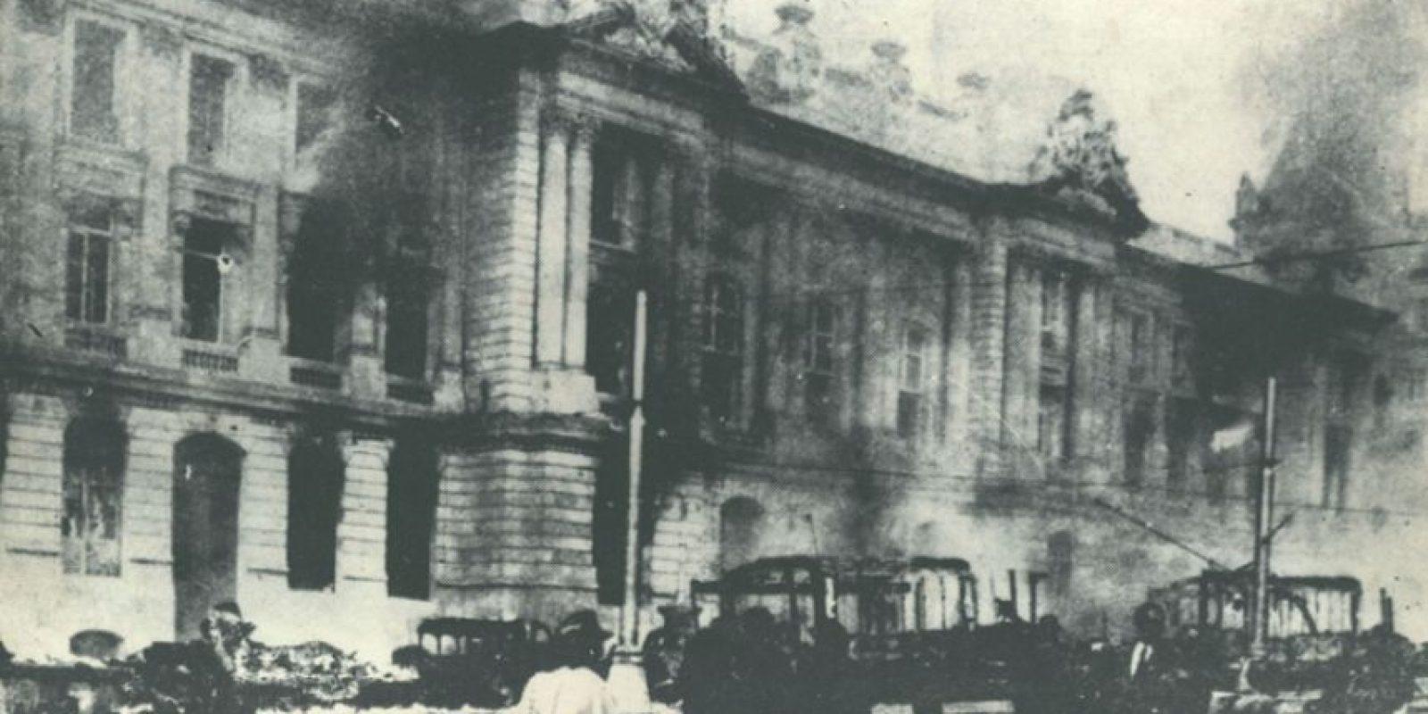 Foto:Fondo Documental Jorge Eliecer Gaitán, Archivo Central e Histórico de la Universidad Nacional de Colombia.
