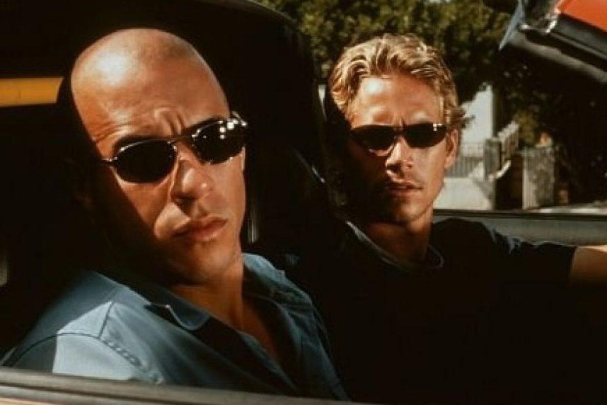 Los actores mantenían una gran amistad. Foto:IMDB