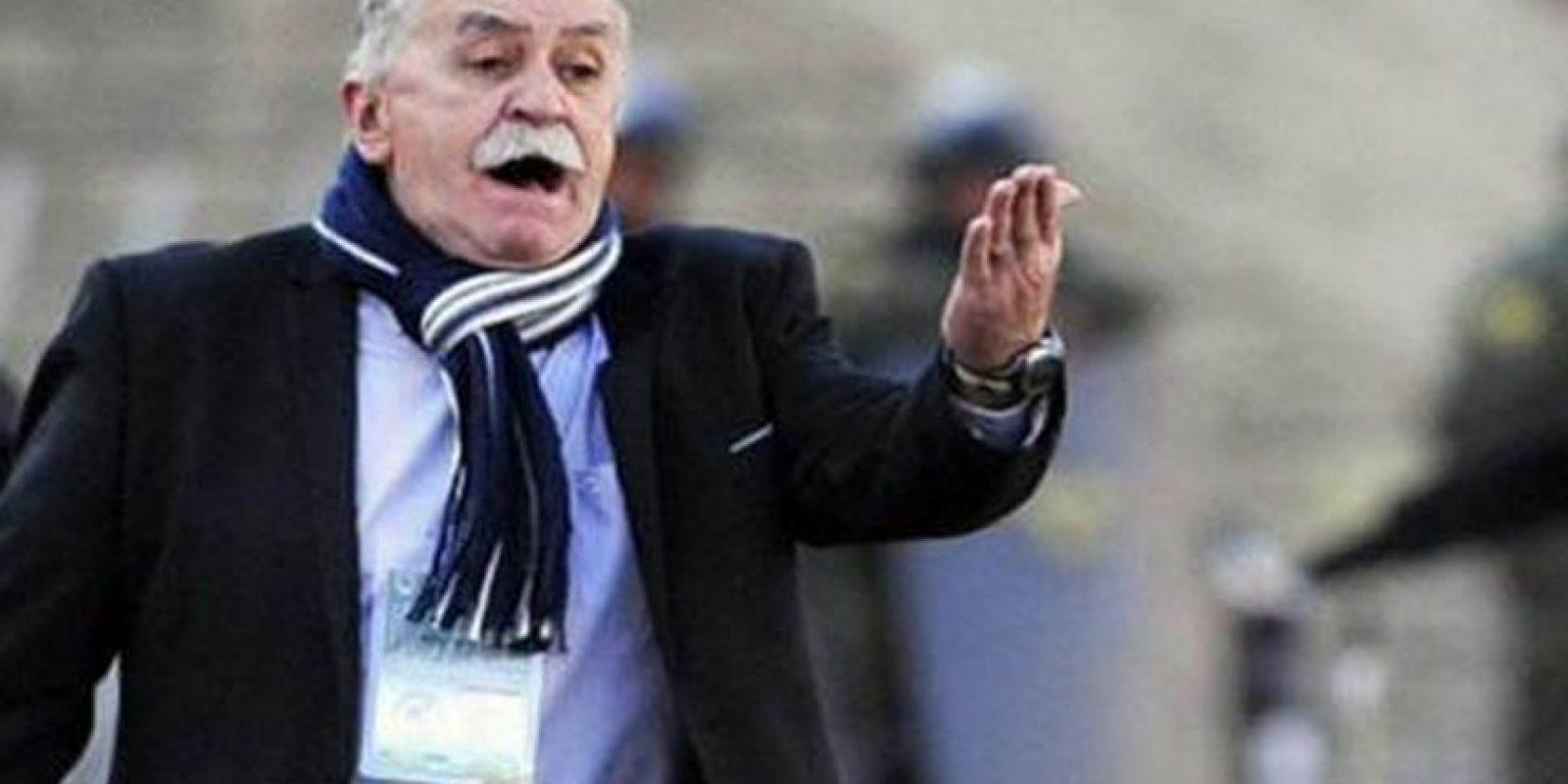 """""""Que una vez muerto el perro, se acabe la rabia"""", fueron las palabras de Xabier Azkargorta a su salida de la Selección de Chile en 1996 Foto:Getty Images"""
