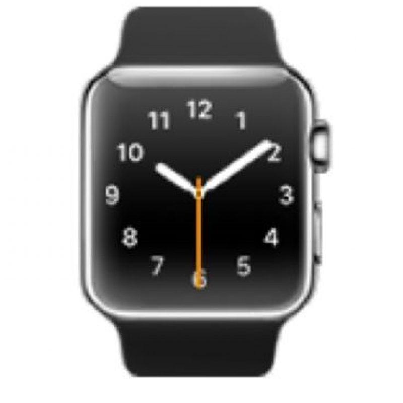 Apple Watch. Foto:Apple
