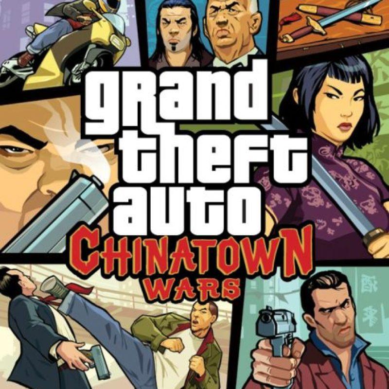 Grand Theft Auto: Chinatown Wars (2009). Foto:Rockstar Games