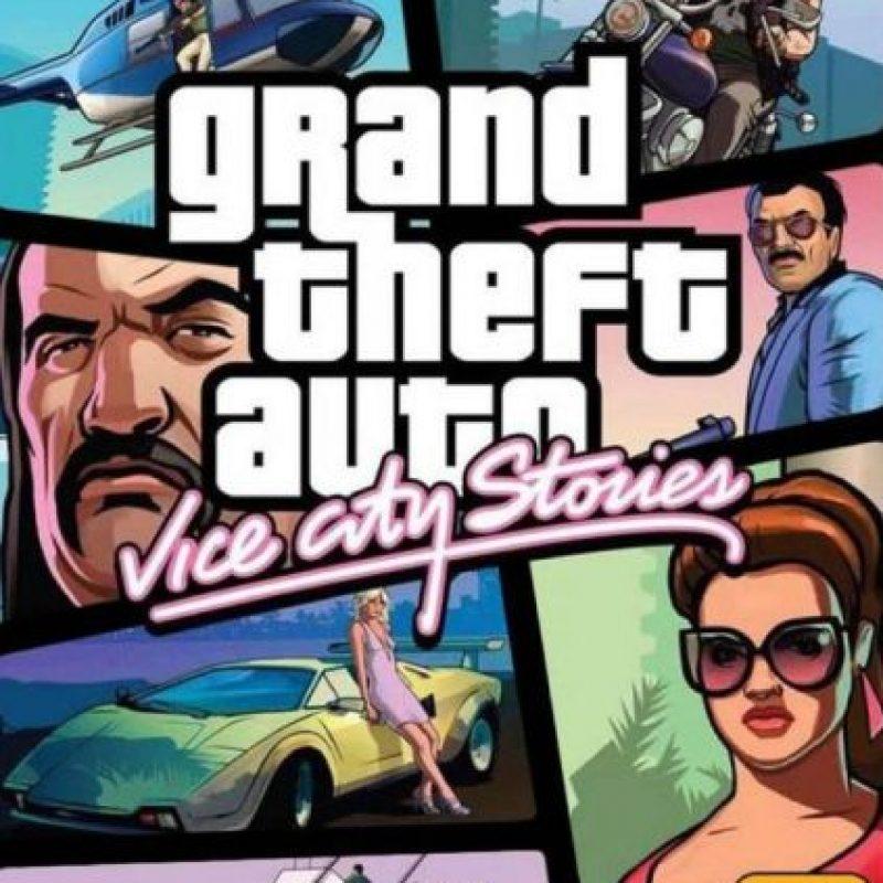 Grand Theft Auto: Vice City Stories (2006). Foto:Rockstar Games
